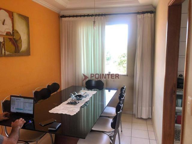 Apartamento com 3 quartos, 90 m² por R$ 270.000 - Setor Sudoeste - Goiânia/GO - Foto 2