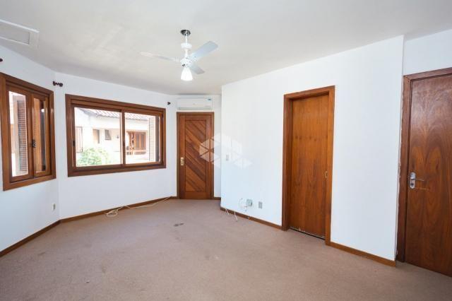 Casa de condomínio à venda com 3 dormitórios em Tristeza, Porto alegre cod:9913642 - Foto 19