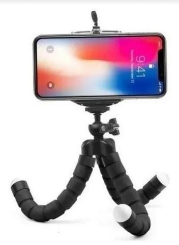 Mini tripé Para Celular - Foto 2