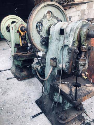 Prensa excêntrica 25 toneladas - Foto 6
