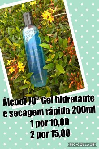 Álcool 70 Sanitizante de mãos e ambientes - Foto 3