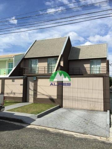 Sobrado 3 dormitórios R$ 899.000 - Capão Raso