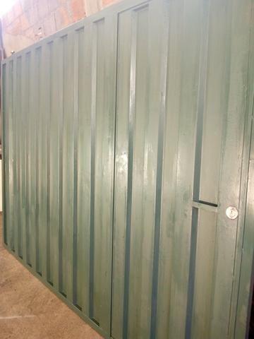 Portão de garagem - Foto 3