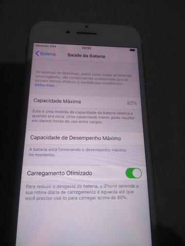 IPhone 7 rose 128 gb - Foto 4