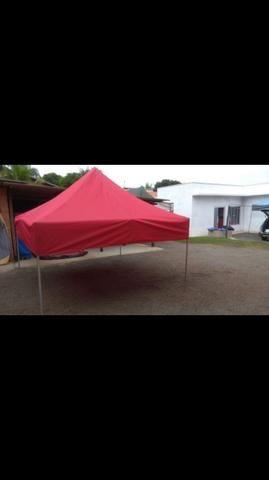 Toldo Tenda sanfonadas 3x3 - Foto 2