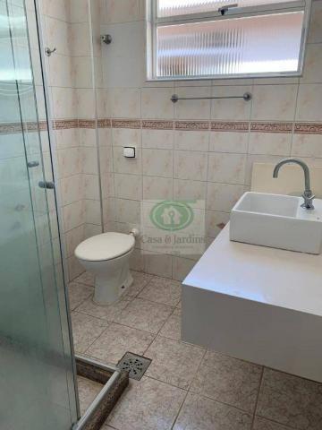 Ótimo apartamento de frente 03 dormitórios. GARAGEM FECHADA - Santos - Foto 6