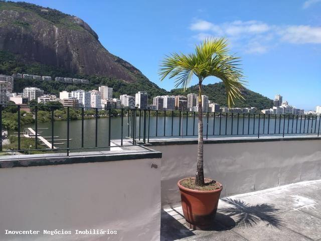 Apartamento para Venda em Rio de Janeiro, Lagoa, 1 dormitório, 1 banheiro