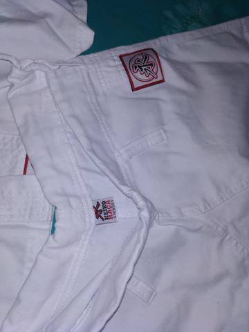 Kimono branco novo - Foto 3