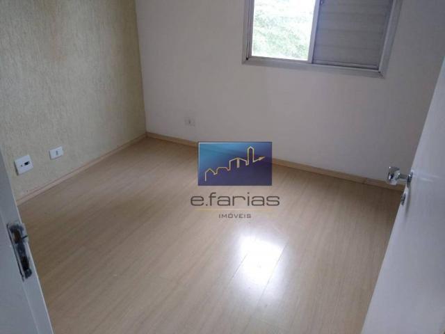 Apartamento com 3 dormitórios para alugar, 70 m² por R$ 2.500,00/mês - Vila Matilde - São  - Foto 14