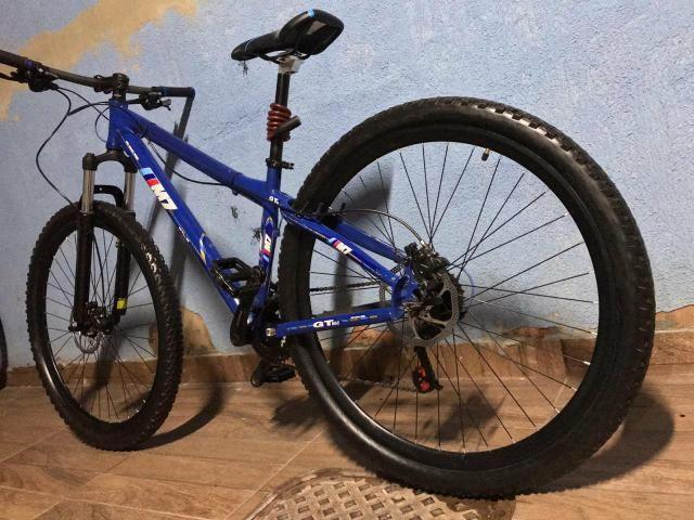 Bicicleta aro 29 nova! pra ir logo,passo cartão