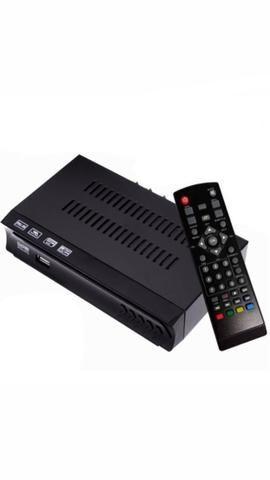 Conversor Set Top Box Digital Gravador Receptor Tv Original - Foto 4