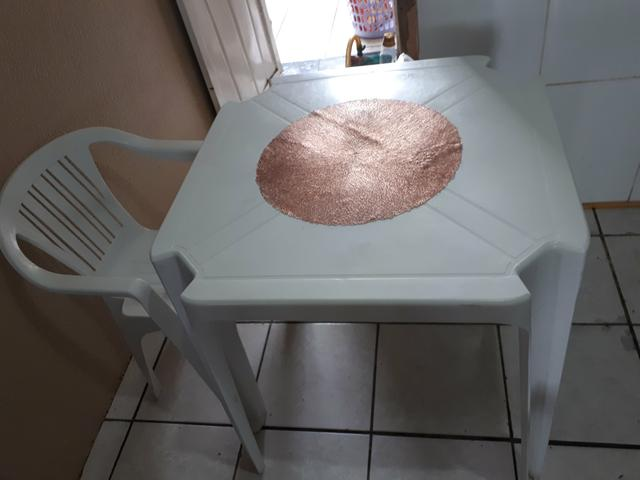 2 mesas 6 cadeiras