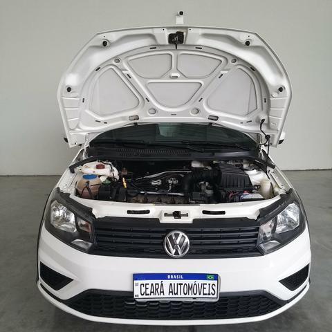 VW SAVEIRO ROBUSTER 1.6 total flex 2018 - Foto 4