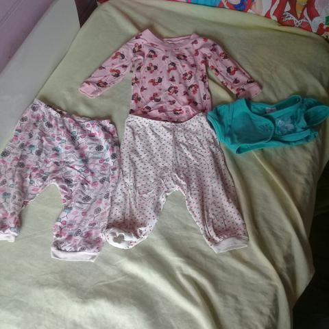 Abrigos quentes + roupas infantis - Foto 5