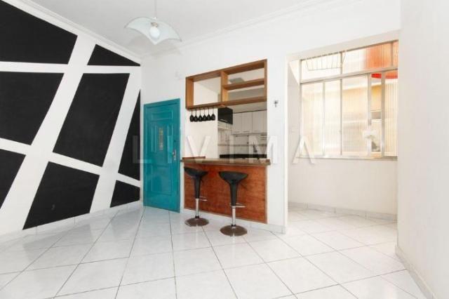 Apartamento para alugar com 2 dormitórios em Copacabana, Rio de janeiro cod:LIV-6243 - Foto 5