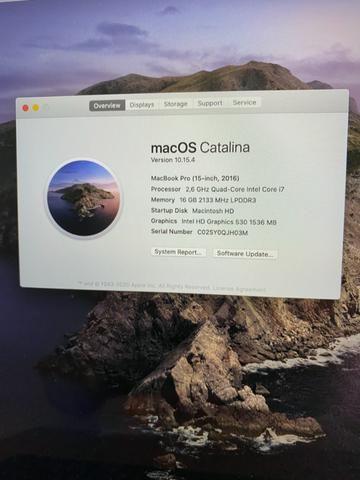 "MacBook Pro 15"" 2016 TouchBar - Foto 4"