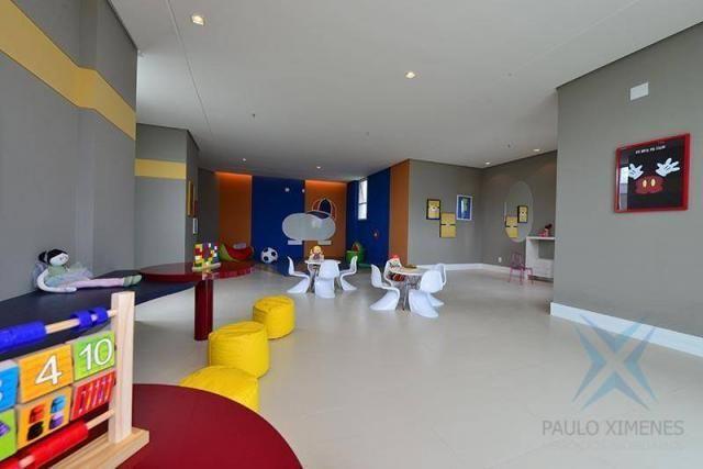 Living Resort com 3 dormitórios para locação ou venda, 116 m² por R$ 935.000 - Manoel Dias - Foto 19