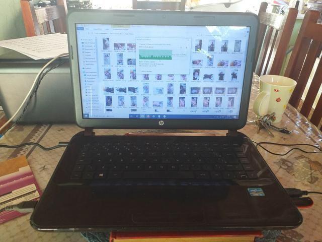 Notebook Hp 240 G2 Intel Core I3 bateria não presta - Foto 6