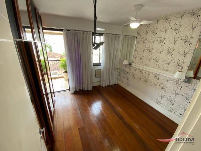 Apartamento com 3 dormitórios para alugar, 116 m² por R$ 2.900,00/mês - Botafogo - Rio de  - Foto 10