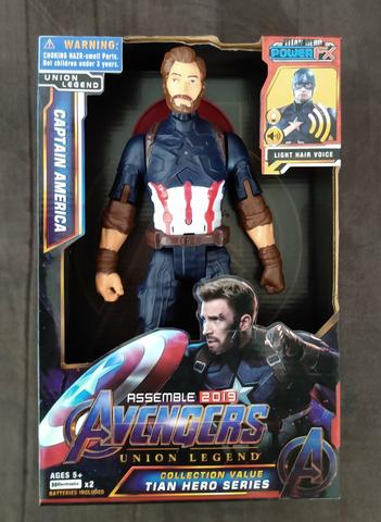 Bonecos Avengers Marvel - Foto 4