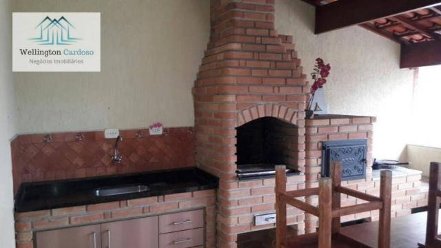 Sobrado com 2 dormitórios à venda, 220 m² por R$ 350.000 - Jardim São Manoel - Guarulhos/S - Foto 3