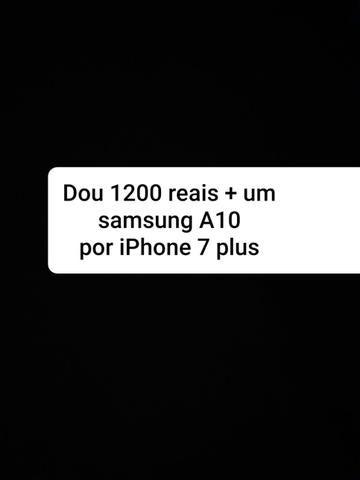 Negócio iPhone 7plus