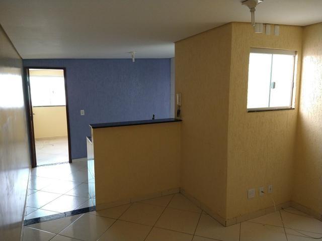 Apto novo 1 qto, sem taxa de Condomínio - Guará 2