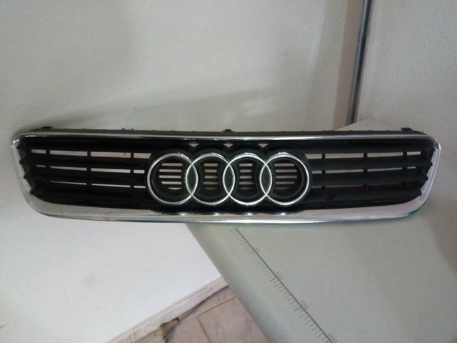 Audi A3 Grade Frontal Cromada. Negociável - Foto 3