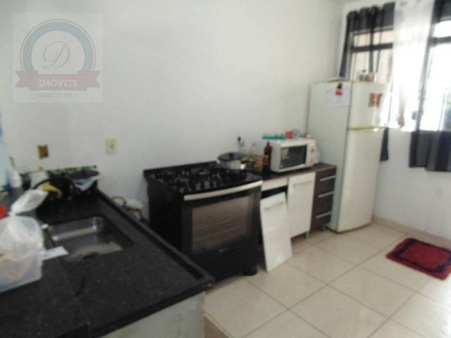 Casa com 3 dormitórios para alugar, 90 m² por R$ 1.335,00/mês - Parque São Jorge - Campina - Foto 4