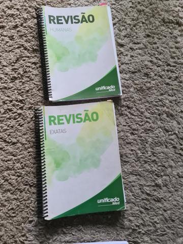 Livros para enem Vestibular Unificado Med - Foto 4