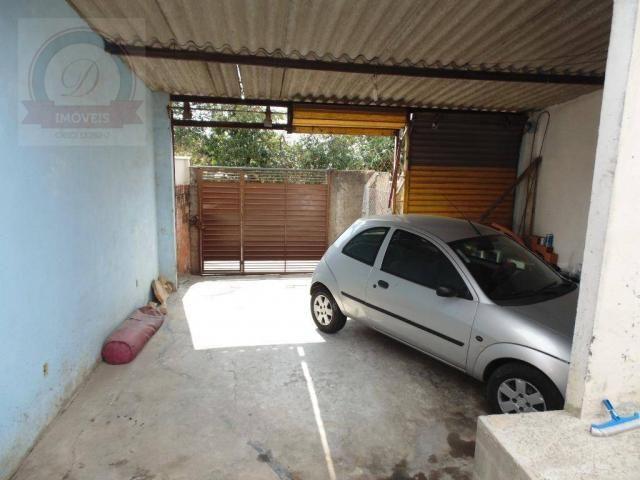 Casa com 3 dormitórios para alugar, 90 m² por R$ 1.335,00/mês - Parque São Jorge - Campina - Foto 3