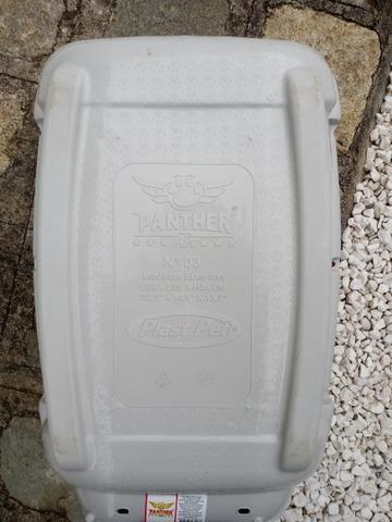 Caixa de transporte de pet - Foto 3