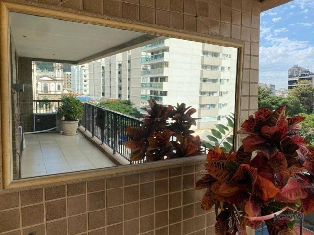 Apartamento com 3 dormitórios para alugar, 116 m² por R$ 2.900,00/mês - Botafogo - Rio de  - Foto 8