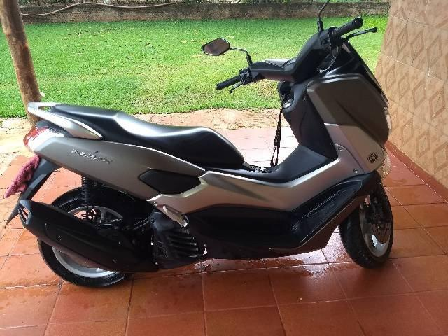N-Max 16/17 Yamaha automática scooter