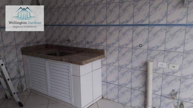 Sobrado com 2 dormitórios à venda, 220 m² por R$ 350.000 - Jardim São Manoel - Guarulhos/S - Foto 5