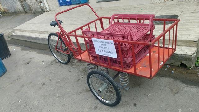 Triciclo de carga - Foto 4