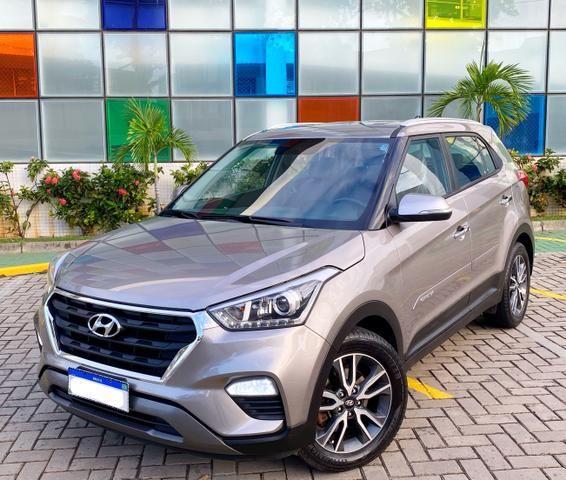 Creta prestige 2.0 aut emplacada 2020 ano 2018/2019