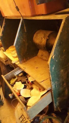 Vendo laminador eletrico para ourives fio chapa - Foto 5