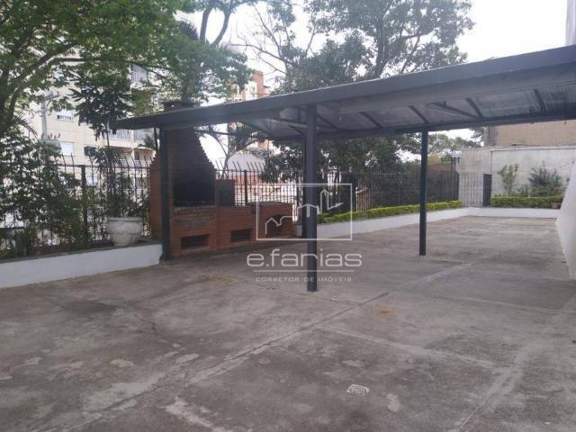 Apartamento com 3 dormitórios para alugar, 70 m² por R$ 2.500,00/mês - Vila Matilde - São  - Foto 20