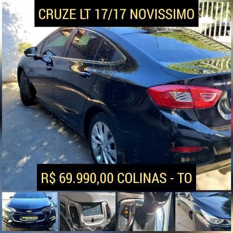 Cruze LT 17/17 R$ 69.990,00