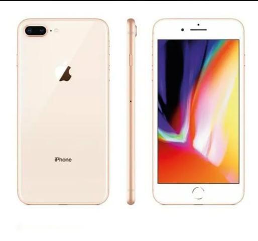 IPhone 8 Plus Dourado - Foto 3