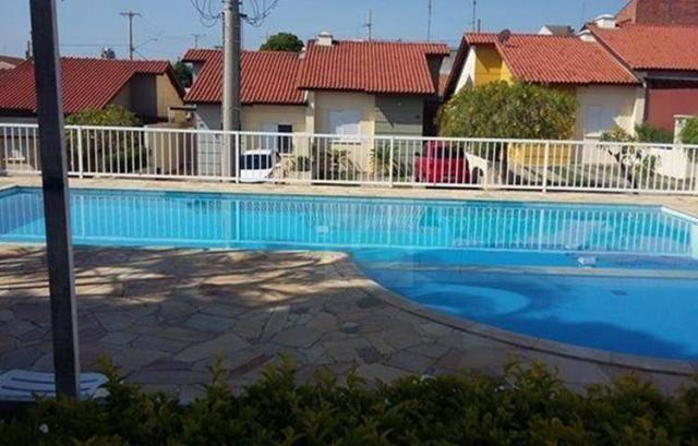 Casa com 2 dormitórios para alugar, 60 m² - Condomínio Vila das Palmeiras - Indaiatuba/SP - Foto 17