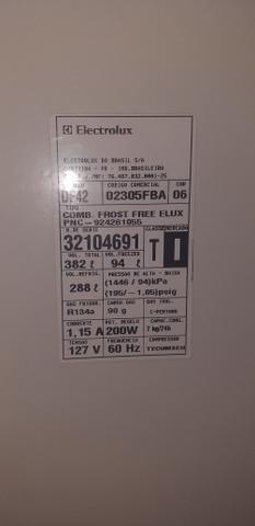 Geladeira electrolux froosfre - Foto 4