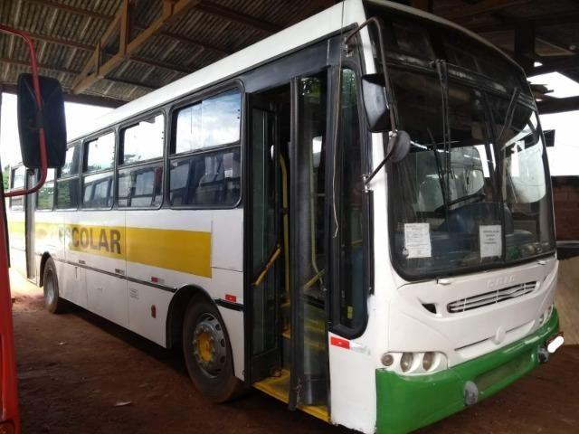 Ônibus Escolar M.benz buscar 51 lug - Foto 7