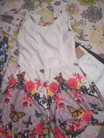 Vendo roupas nunca usadas ou troco - Foto 4