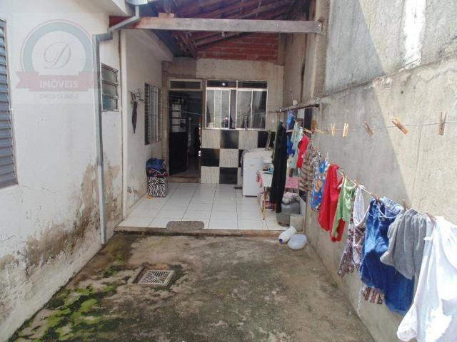 Casa com 3 dormitórios para alugar, 90 m² por R$ 1.335,00/mês - Parque São Jorge - Campina - Foto 5