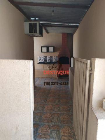 Casa com 2 dormitórios para alugar, 200 m² por R$ 700,00/mês - Parque José Rotta - Preside - Foto 9