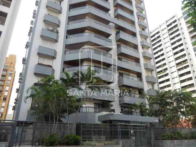 Apartamento para alugar com 3 dormitórios em Centro, Ribeirao preto cod:63799
