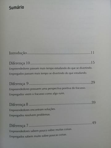 """Livro """"Pare de pensar como empregado"""" - Foto 6"""