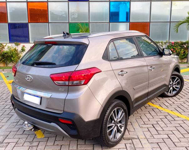 Creta prestige 2.0 aut emplacada 2020 ano 2018/2019 - Foto 4